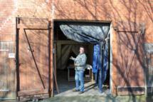 Eingangsbereich Werkstatt